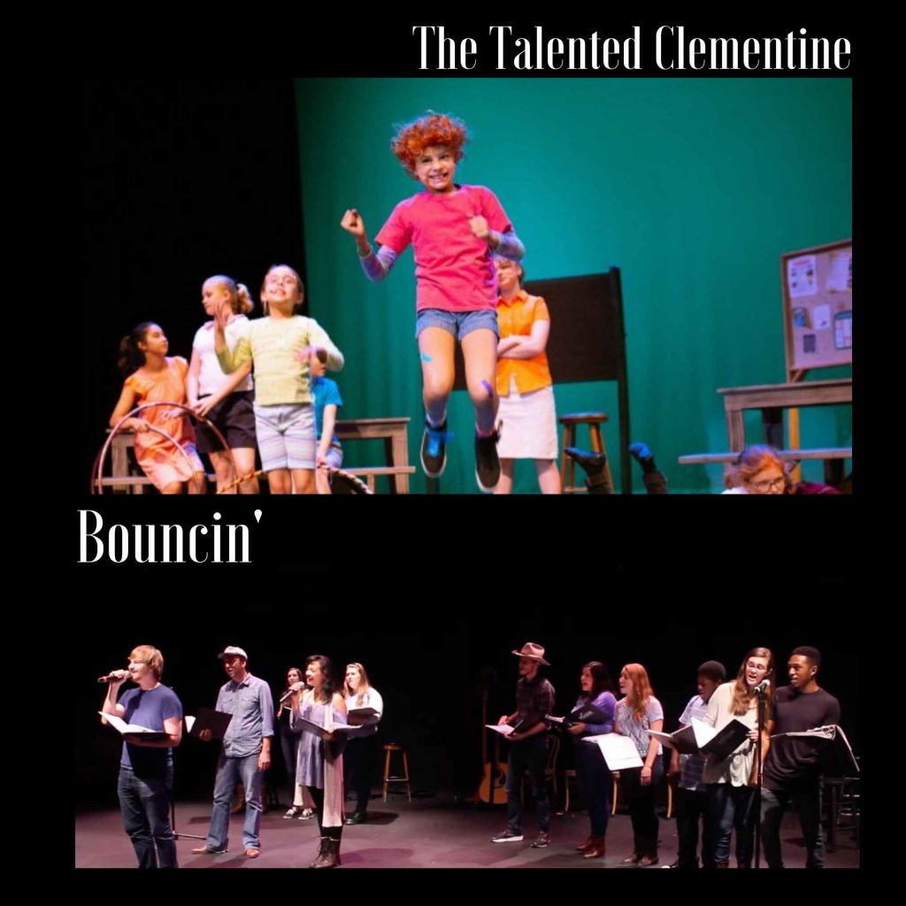Kid Pan Alley Musicals - The Talented Clementine & Bouncin'