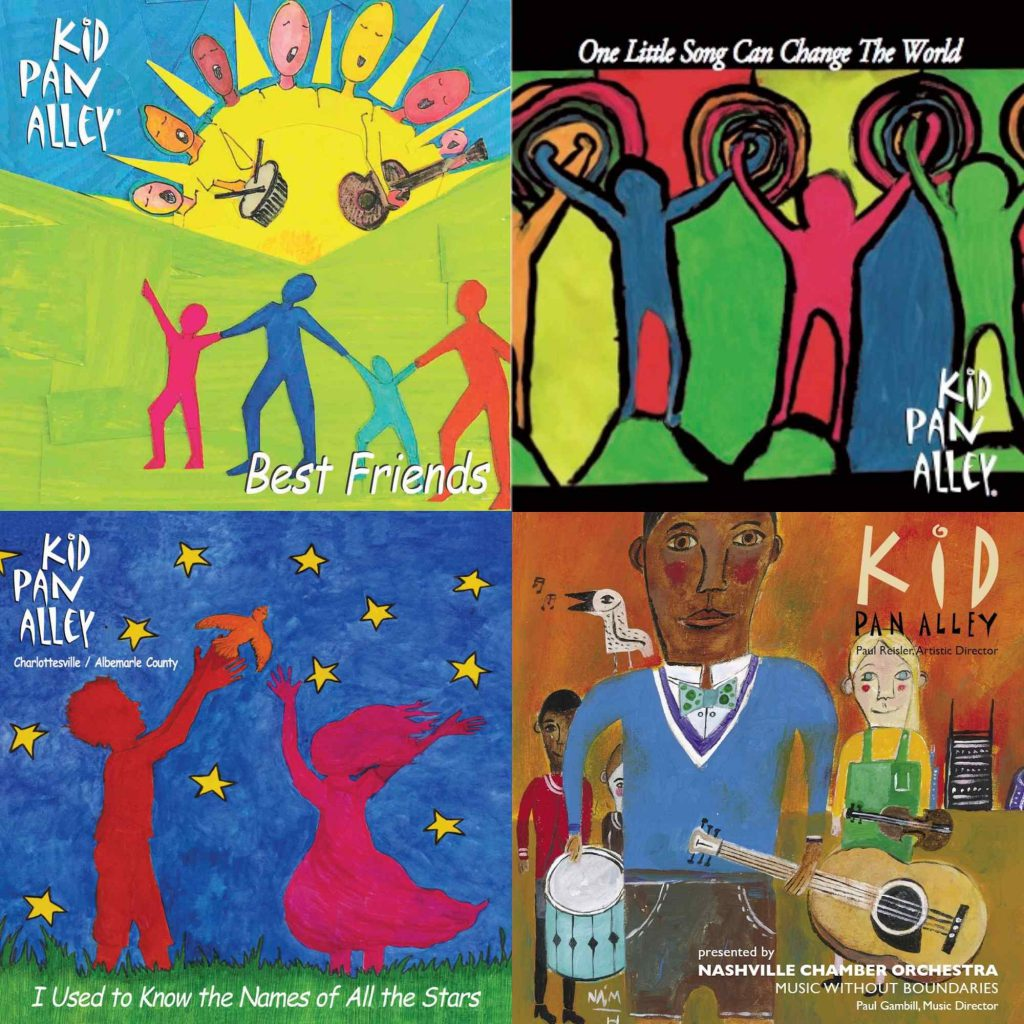 4 Kid Pan Alley Album Artwork Images