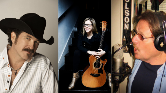 Kix Brooks, Lisa Loeb & Delbert McClinton